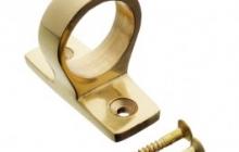Ring pull brass