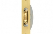 brass pulley